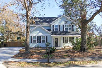 Mount Pleasant Single Family Home For Sale: 716 Muirhead Road