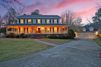 Summerville Single Family Home For Sale: 114 Hutchinson Lane