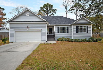 Johns Island Single Family Home Contingent: 3638 Barton Street