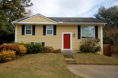 West Ashley Plantation Single Family Home For Sale: 1821 Manigault Place