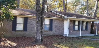 North Charleston Single Family Home Contingent: 289 Dorchester Manor Boulevard