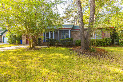 Mount Pleasant Single Family Home Contingent: 1220 Island View Drive