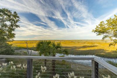 Kiawah Island Single Family Home For Sale: 180 Marsh Hawk Lane
