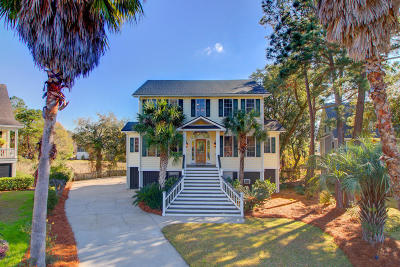 Mount Pleasant Single Family Home For Sale: 367 Pluff Mud Alley