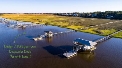 Johns Island Residential Lots & Land For Sale: Lot 115 Headquarters Plantation Drive