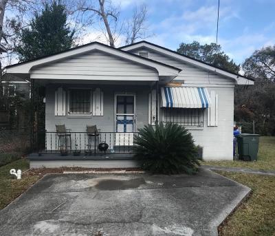 Charleston Single Family Home For Sale: 1128 Davidson Avenue
