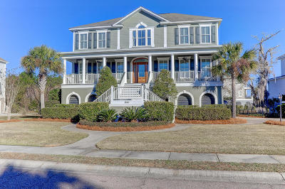 Charleston Single Family Home Contingent: 1040 Rivershore Road