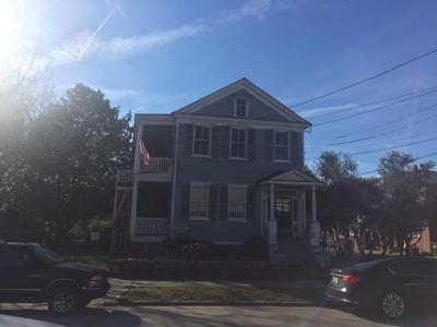 Charleston Multi Family Home For Sale: 353 Ashley Avenue