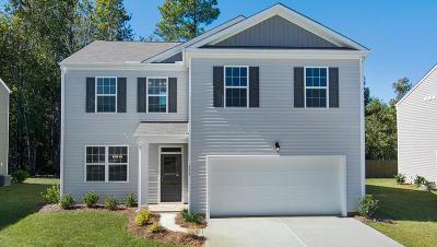 Ladson Single Family Home Contingent: 9717 Fanning Basket Lane