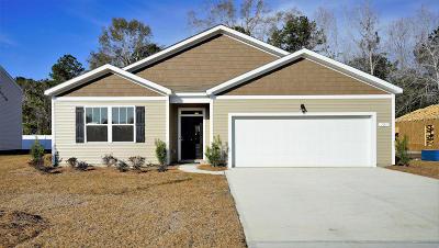 Ladson Single Family Home Contingent: 9709 Fanning Basket Lane