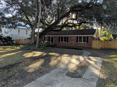 Isle Of Palms Single Family Home For Sale: 3602 Hartnett Boulevard