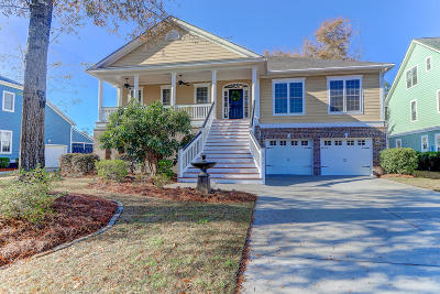 Hanahan Single Family Home For Sale: 6912 Tanner Hall Boulevard