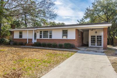 Charleston Single Family Home For Sale: 2007 Culver Avenue
