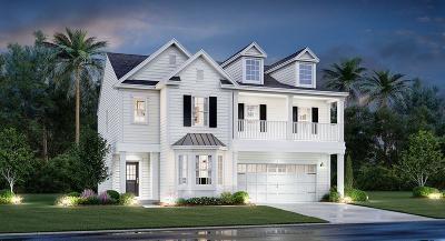 Ladson Single Family Home For Sale: 5144 Preserve Boulevard