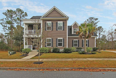 Johns Island Single Family Home For Sale: 1263 Segar Street