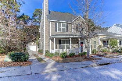 Johns Island Single Family Home Contingent: 1701 Bee Balm Road