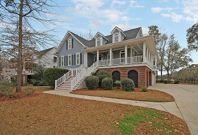 North Charleston, West Ashley Single Family Home For Sale: 8907 E. Fairway Woods Drive