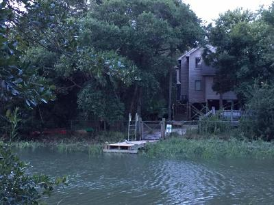Folly Beach SC Single Family Home Contingent: $765,000