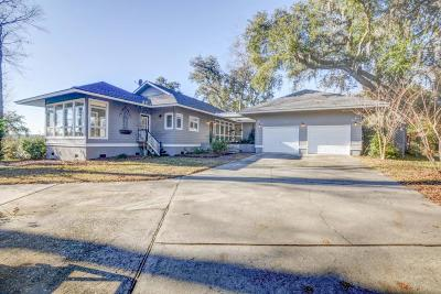 North Charleston Single Family Home For Sale: 6029 Mansfield Boulevard