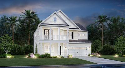 Ladson Single Family Home For Sale: 5152 Preserve Boulevard