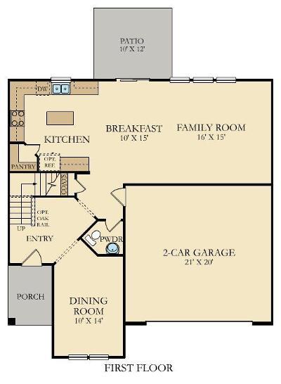 Ladson Single Family Home For Sale: 5145 Preserve Boulevard