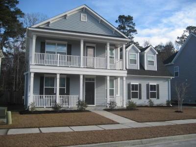 Johns Island Single Family Home For Sale: 2828 Ortega Drive
