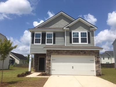 Goose Creek Single Family Home For Sale: 144 Hyrne Drive