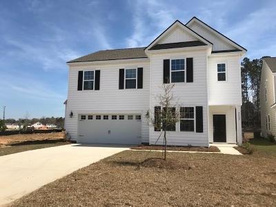 Ladson Single Family Home For Sale: 9802 Boxelder Court