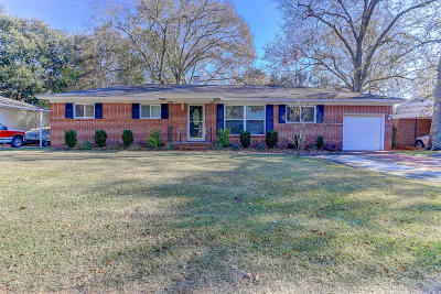 Single Family Home Contingent: 1119 Belvedere