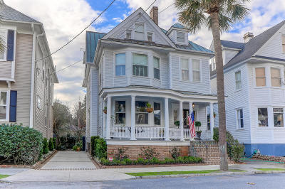 Charleston Single Family Home Contingent: 9 Colonial Street