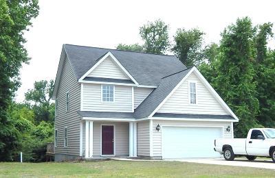 Johns Island Single Family Home For Sale: 3219 Joe Wright Road