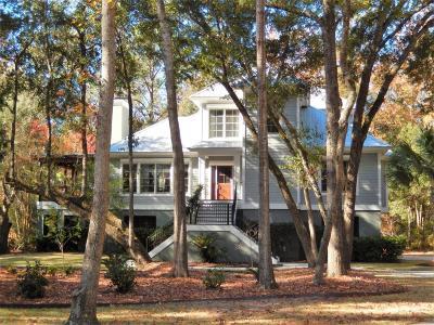 Stono Ferry, Stono Plantation Single Family Home For Sale: 4919 Polo Lane