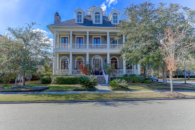 Charleston SC Single Family Home For Sale: $1,798,000