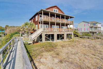 Folly Beach Single Family Home For Sale: 611 E Arctic Avenue