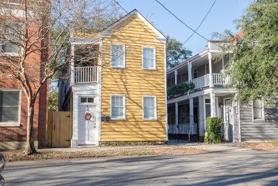 Charleston Multi Family Home For Sale: 235 Coming Street #A &