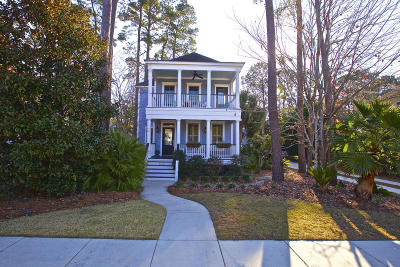 Johns Island Single Family Home For Sale: 4045 E Amy Lane
