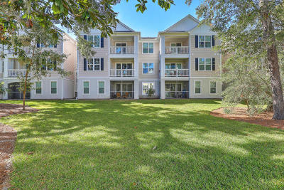Johns Island Attached For Sale: 60 Fenwick Hall Allee #623