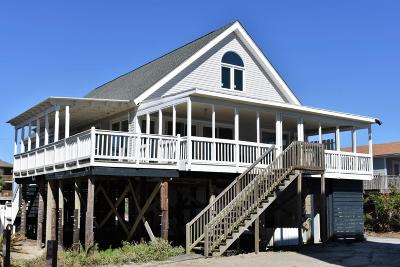 Folly Beach SC Single Family Home For Sale: $795,000