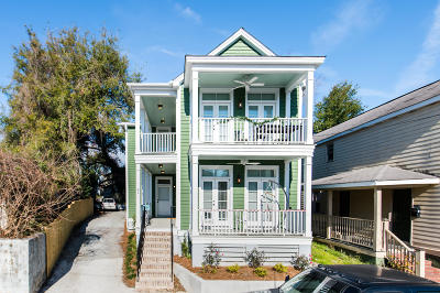 Multi Family Home For Sale: 62 South Street #A &