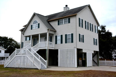 Edisto Island SC Single Family Home For Sale: $539,000