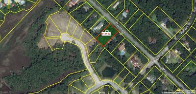 Residential Lots & Land For Sale: 1580 Macoma Drive