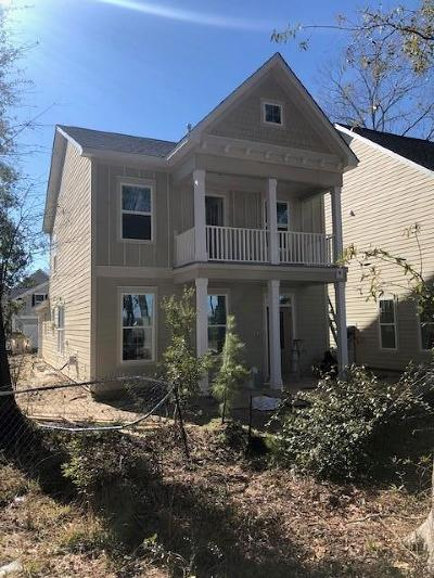 Charleston Single Family Home For Sale: 3144 Riverine View