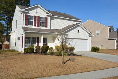 Ladson Single Family Home Contingent: 238 Sweet Alyssum Drive