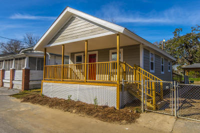 Single Family Home For Sale: 1125 Armstrong Avenue