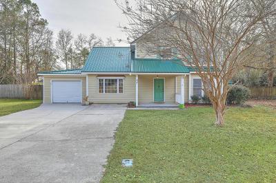 Walterboro Single Family Home For Sale: 427 Hazel Street