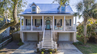 Charleston SC Single Family Home For Sale: $600,000