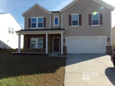 Goose Creek Single Family Home Contingent: 520 Nandina Drive