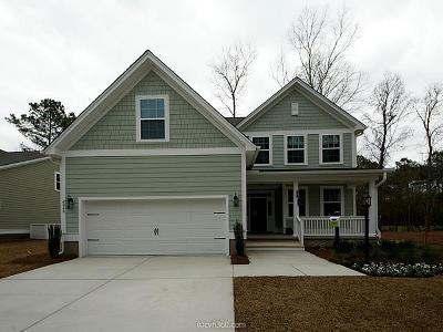 Stono Ferry, Stono Plantation Single Family Home For Sale: 4846 8th Tee Drive