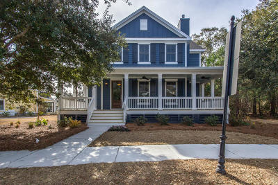 Johns Island Single Family Home For Sale: 3407 Acorn Drop Lane