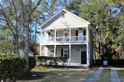 Johns Island Single Family Home Contingent: 2934 Split Hickory Court